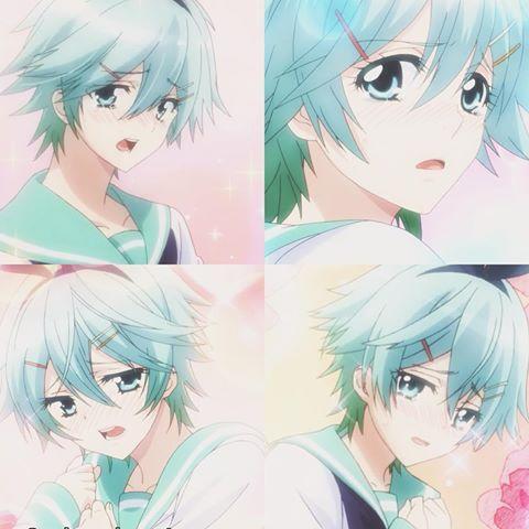 Hatsukoi Monster - Kouta Shinohara, so cute as a girl :D