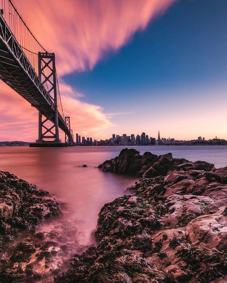 Here we are Beautiful San Francisco from my favorite spot by @brucegetty Bruce Getty Photography #sanfrancisco #sf #bayarea #alwayssf #goldengatebridge #goldengate #alcatraz #california