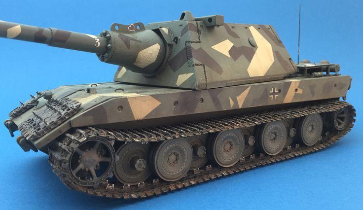 PzKpfw E-100 Ausf.B