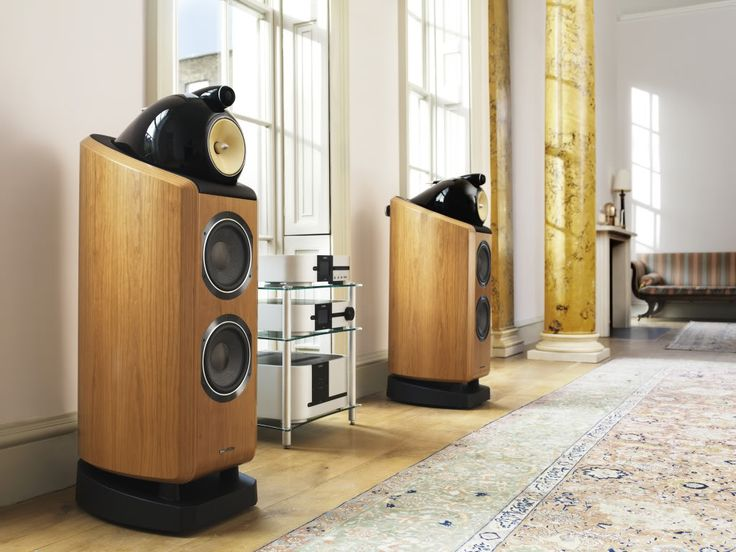 Bowers and Wilkins 802 Diamond Speakers
