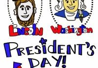 Presidents Day Clipart Free Download