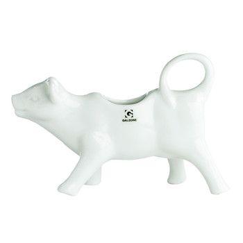 Porcelánová kravička na mléko | Bonami