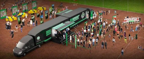 DFB-Truck bringt WM-Pokal nach Pinneberg: Tickets gibt es ab 1. Juli