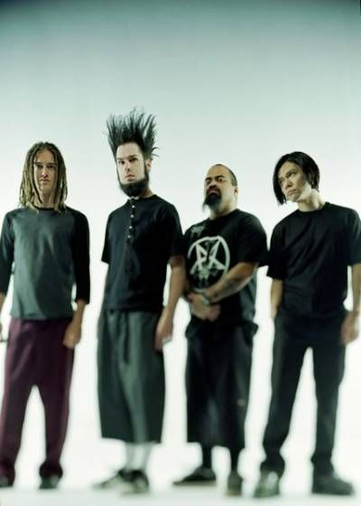 Day 1:  A picture of your favorite band.  Static-X