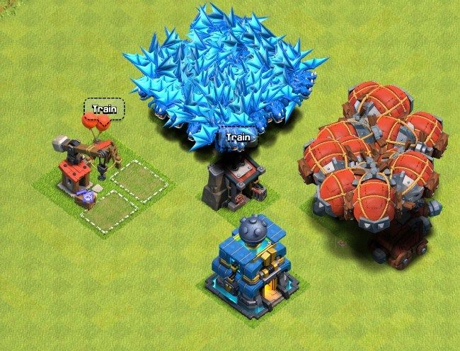 hack clash of clans mod apk new version