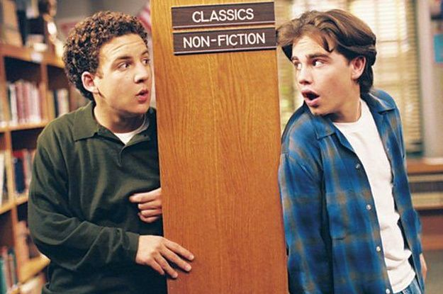 Should You Date Cory Matthews Or Shawn Hunter?