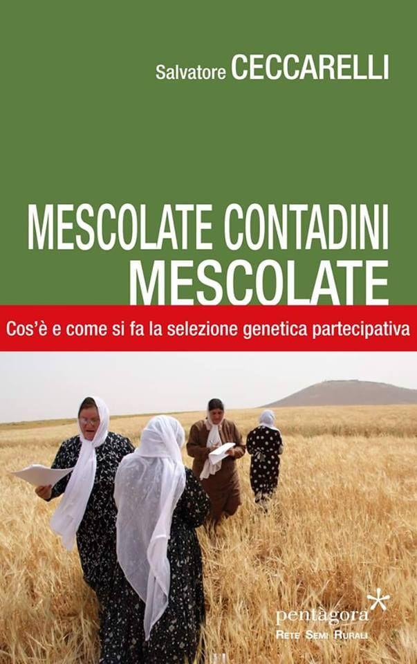 il libro spiega come sostituire alle varietà imposte dalle multinazionali del seme, uniformi e incapaci di adattamento, i miscugli e le popolazioni vegetali custodite e selezionate direttamente dai contadini.