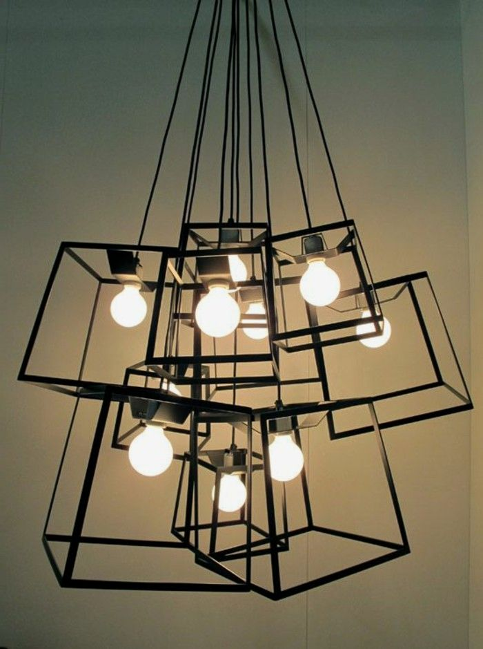 50 Awesome Industrial Style Lighting Fixture Plans To Nail Your