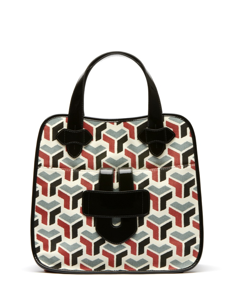 New David Hicks + Tila March SS13 collection  http://tilamarch.com/zelig-tote-large-canvas-david-hicks-10390.html