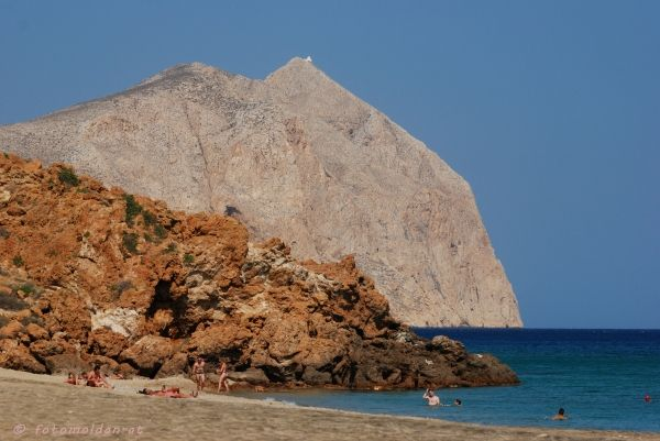 View to Kalamos Rock