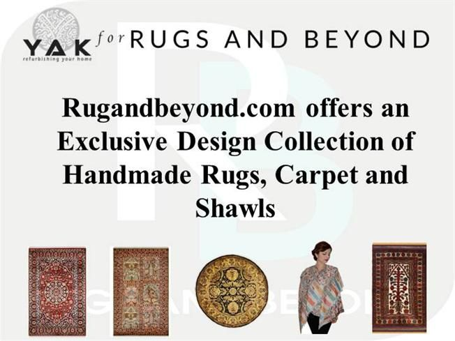 """The beauty of handmade rugs is characterized by design, color, knots and pattern. Each Rug is """"One of a Kind"""" and is woven with intricacy and unique craftsmanship. #rugsonline #rugsonsale #furniture #shawlsonline"""