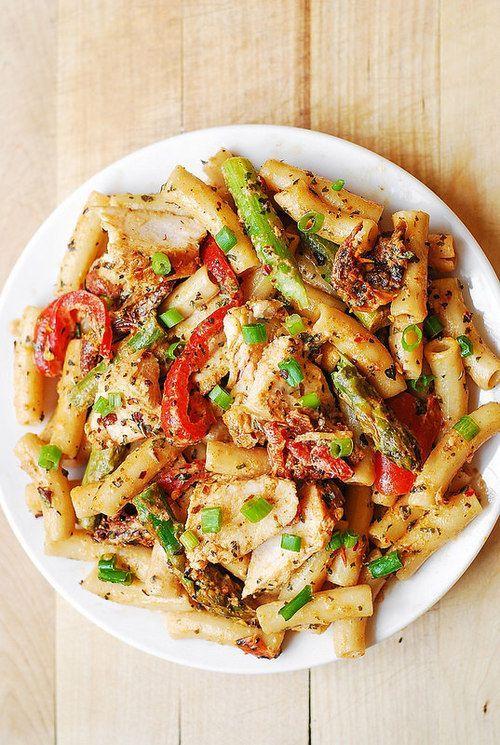Ma nourriture préférée est la pasta