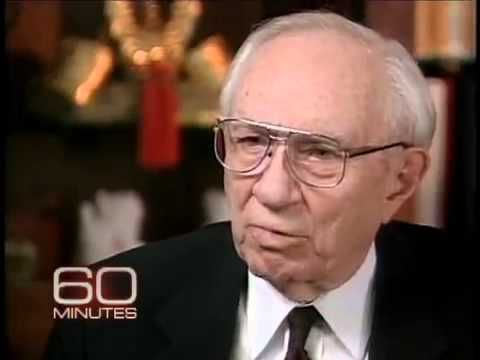 60Minutes MIKE WALLACE & PRESIDENT GORDON B HINCKLEY - YouTube