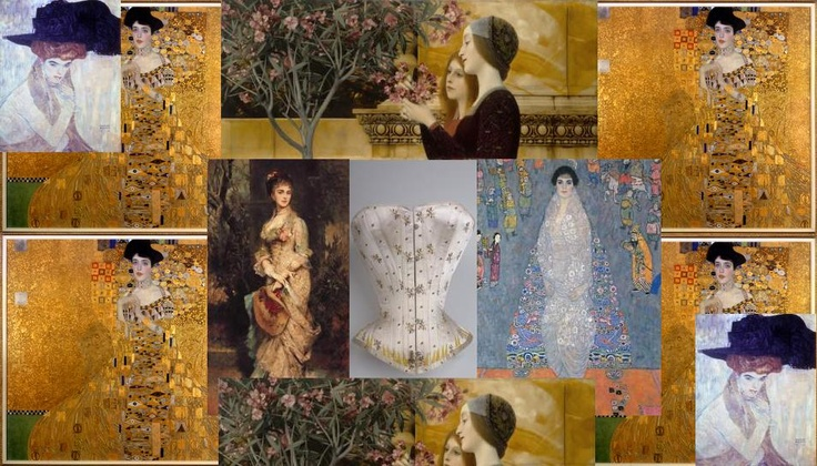 portraits isabelle d'este and adele bloch bauer Free essay: isabelle d'este by the artist titian and adele bloch-bauer by klimt are two well known portraits that depict women of considerable wealth and.