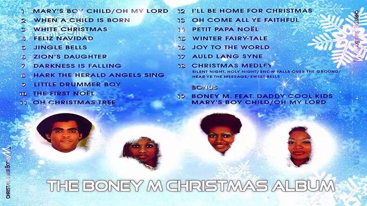 Boney M Christmas Songs Album - Best Christmas Songs Of Boney M - Marry ...
