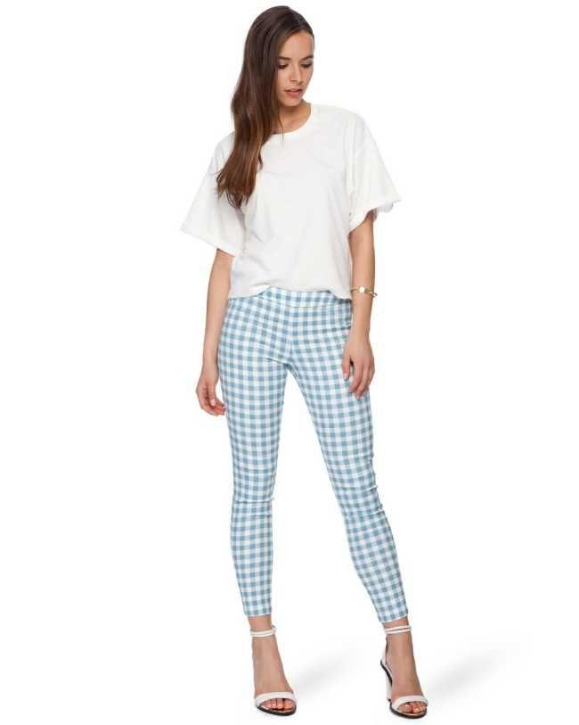 Plaid Jeggings - $40.00 Leggings for Women - Fashion Australia