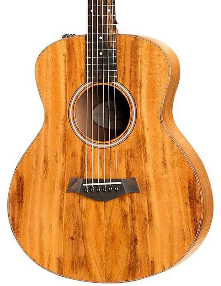 There's something undeniably inviting about the Taylor GS Mini's scaled-down size, yet a single strum reveals the impressive voice of a full-size guitar. That mix of portability and musicality has proven to be a winning combination that fits into so many scenarios in life, from the couch to the campfire to the concert hall. It's not too big, it's not too precious, and it's not too expensive.