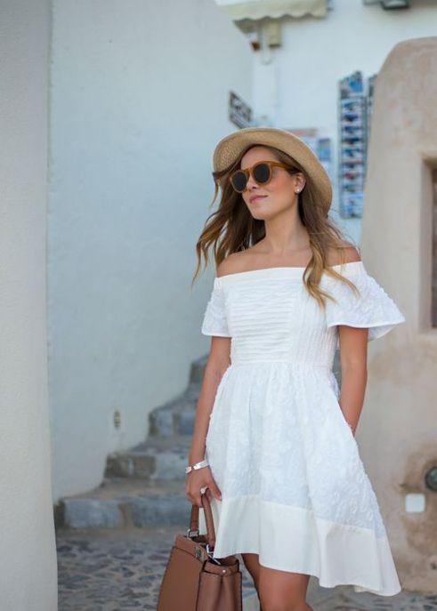 Engadin summer dresses