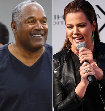Crazy New Rumors! Now Who's Claiming O.J. Simpson Is Khloé Kardashian's Father?