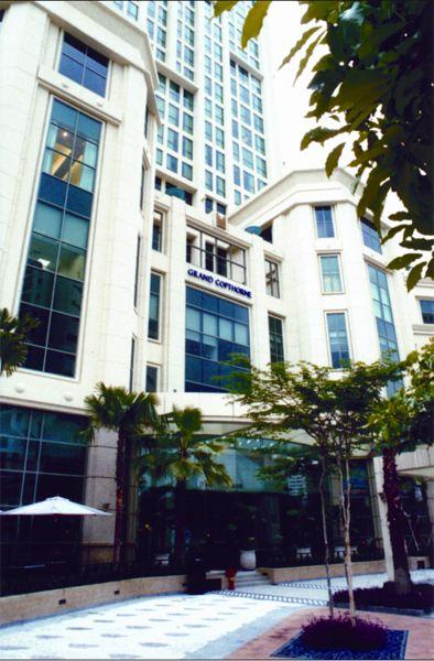 โรงแรม Grand Copthorne Waterfront