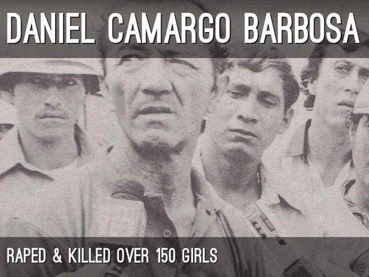 Daniel Camargo Barbosa: Colombian Serial Killer via @learninghistory