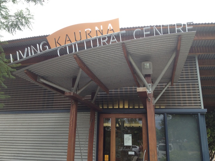 The Living Kaurna Cultural Centre. An excursion for anyone looking at Aboriginal studies.