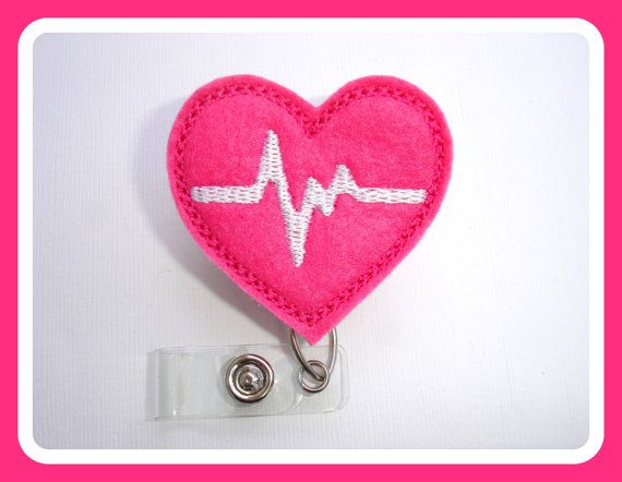 44 best Nurse Badge Holders images on Pinterest | Badge ...
