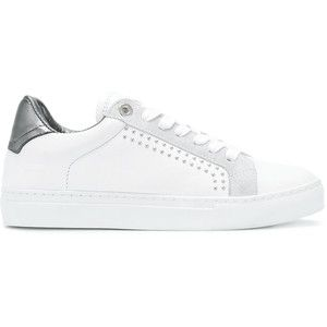 Zadig & Voltaire lace-up studded sneakers