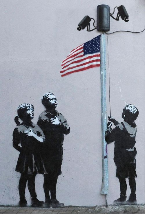 Banksy, global street art, urban art, graffiti art, street artists.