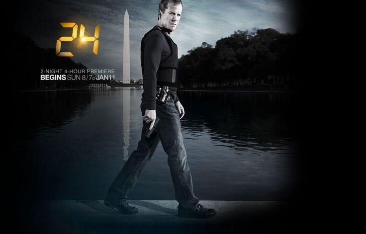 24 Season 7 Promo - Created for FOX Broadcasting Company.