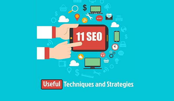 11 #SEO Techniques Even Beginners Can Implement to Rank Higher on Google:  https://blog.red-website-design.co.uk/2017/10/09/11-seo-techniques-infographic/  #Marketing