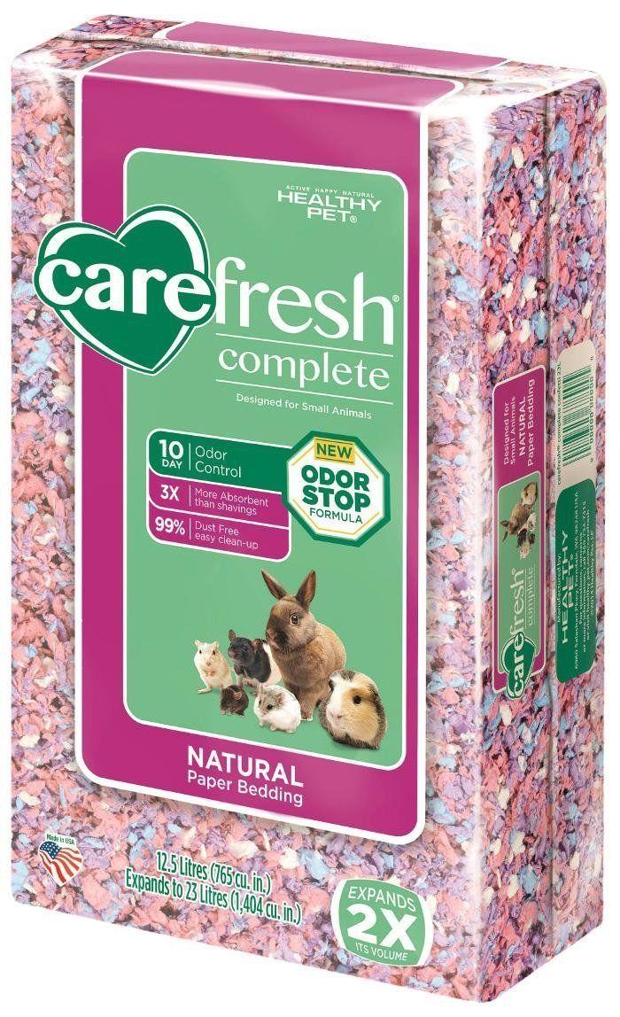 Carefresh Complete Natural Paper Bedding Confetti 23