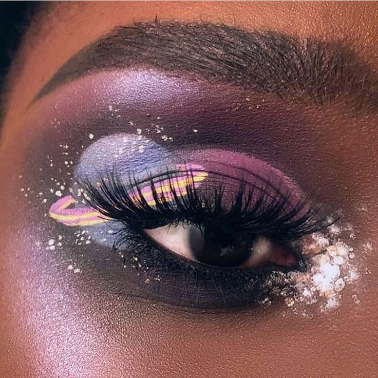 25+ best ideas about Galaxy makeup on Pinterest | Costume makeup ...