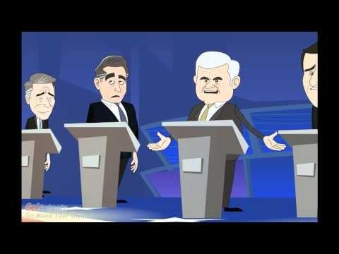 Republican Candidates Debate (2012)