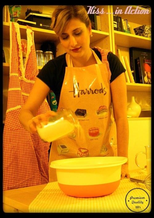 Brave Bakers: Kiss Lorraine — I Bake Your Pardon