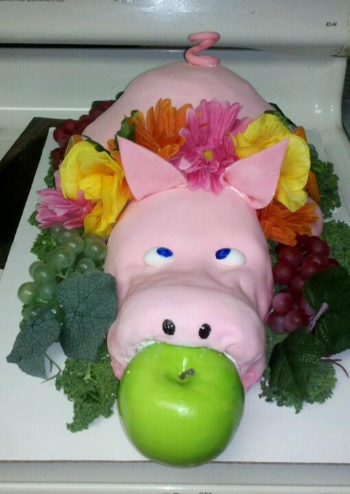 Happy Birthday Lyndi Cake