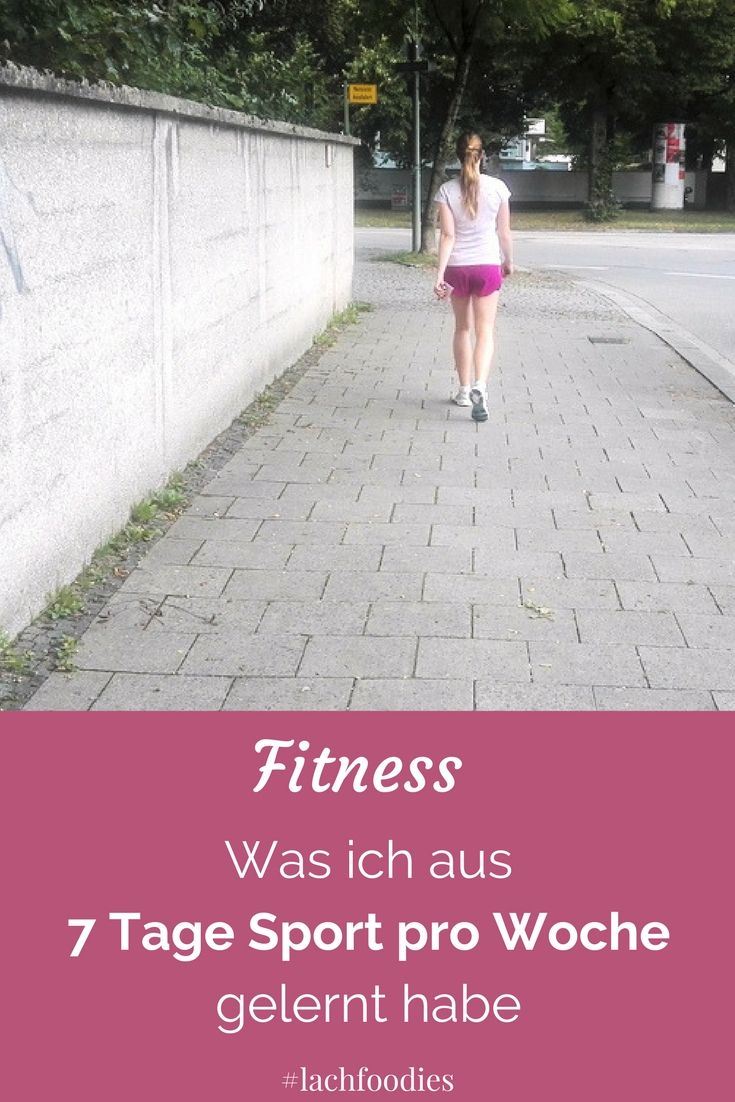 7 Tage Sport pro Woche: Das habe ich gelernt. ..... Laufen, Joggen, Sport, Fitness, Bewegung, Dehnen, Dehnübungen, Tipps für Läufer, Joggen Anfänger, Joggen Trainingsplan, Joggen motivation, Tipps Laufen, Jogging Anfänger, Sport Übungen, Sport Motivation, Laufen joggen, Laufen Anfänger, laufen sport, laufen plan, laufen joggen outfit, Joggen Spruch, Laufen, Joggen, Sport, Fitness, Bewegung, Dehnen, Dehnübungen, Tipps für Läufer, Joggen Anfänger, Joggen Trainingsplan, Joggen motivation…