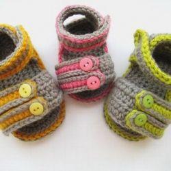 Crochet Pattern for 0-12 months