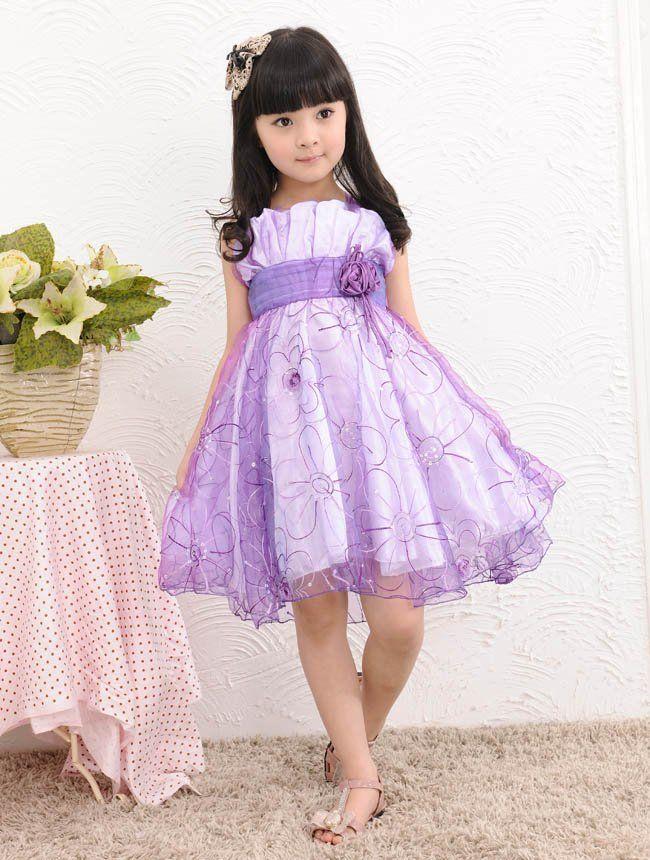 7 best vestidos images on Pinterest | Flower girls, Dresses for ...