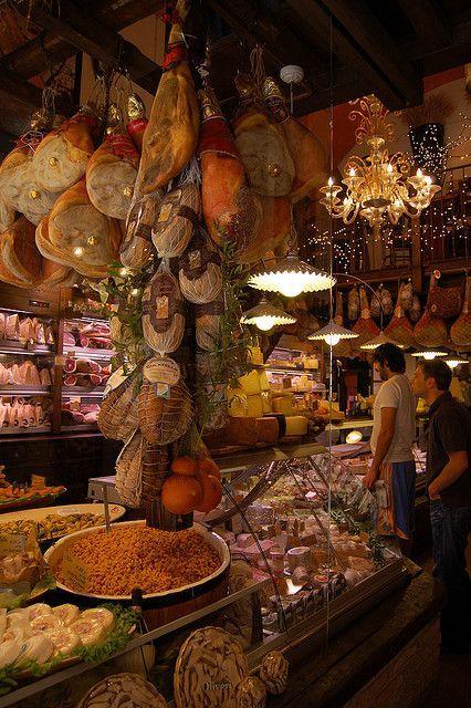 Bologna | Mercato del Mezzo, province of Bologna, Emilia Romagna region of Italy