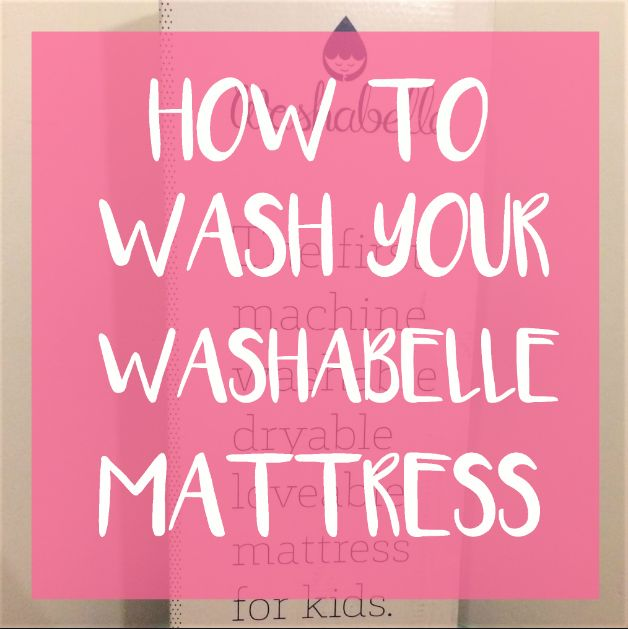 This is the second part of our girls room reveal series. We showed off some of our favorite brands, one of which is Washabelle. The first machine washable dryable mattress for kids. In case you missed the first post in this series, click over to here.  Washabelle is a twin sized mattress for kids that you can actually wash. Yes, you read that right. Wash. I'm sure you're thinking how in the world can you wash a mattress? One that isn't grueling and time consuming. Well, all you have to do is…