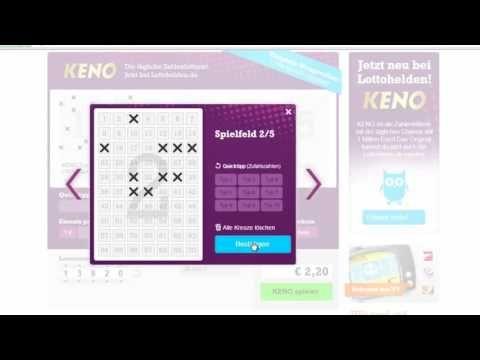 keno online spielen in deutschland