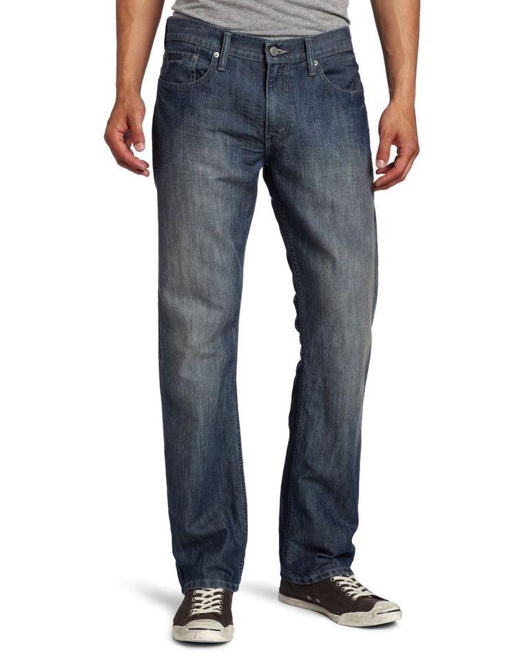 Levi's 514 men's jeans slim fit straight leg medium poly wash size 36x34 NEW  29.99 http://www.ebay.com/itm/-/331703474662?