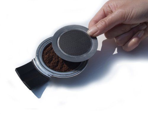 Coffeeduck Refillable Coffee Filter for the Senseo Latte HD7850 *** You can find more details by visiting the image link.