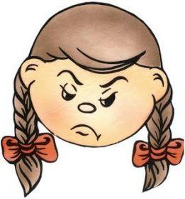 Sugestão para fantoches ou para trabalhar o humor. Retirado do blog da Rê: http://ideiasearte.blogspot.com/