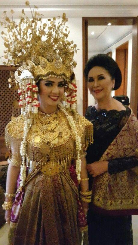 Nadiah wedding  Aesan Gede Sukainah Sriwijaya