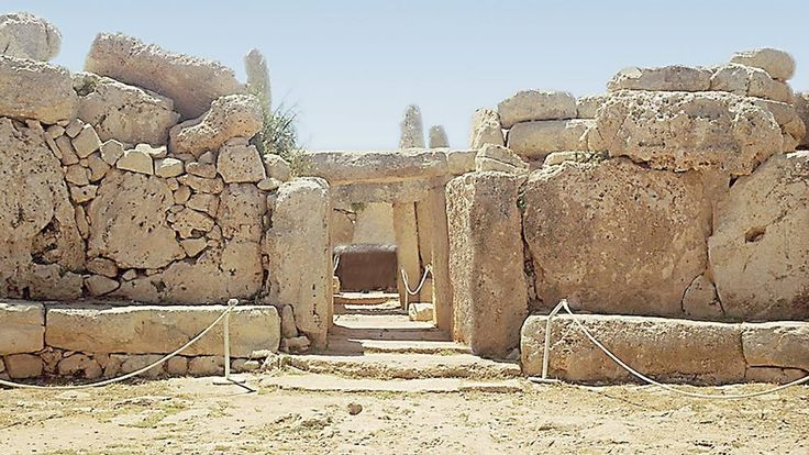 Кто построил мегалитические постройки - древние цивилизации или ПРИШЕЛЬЦЫ?