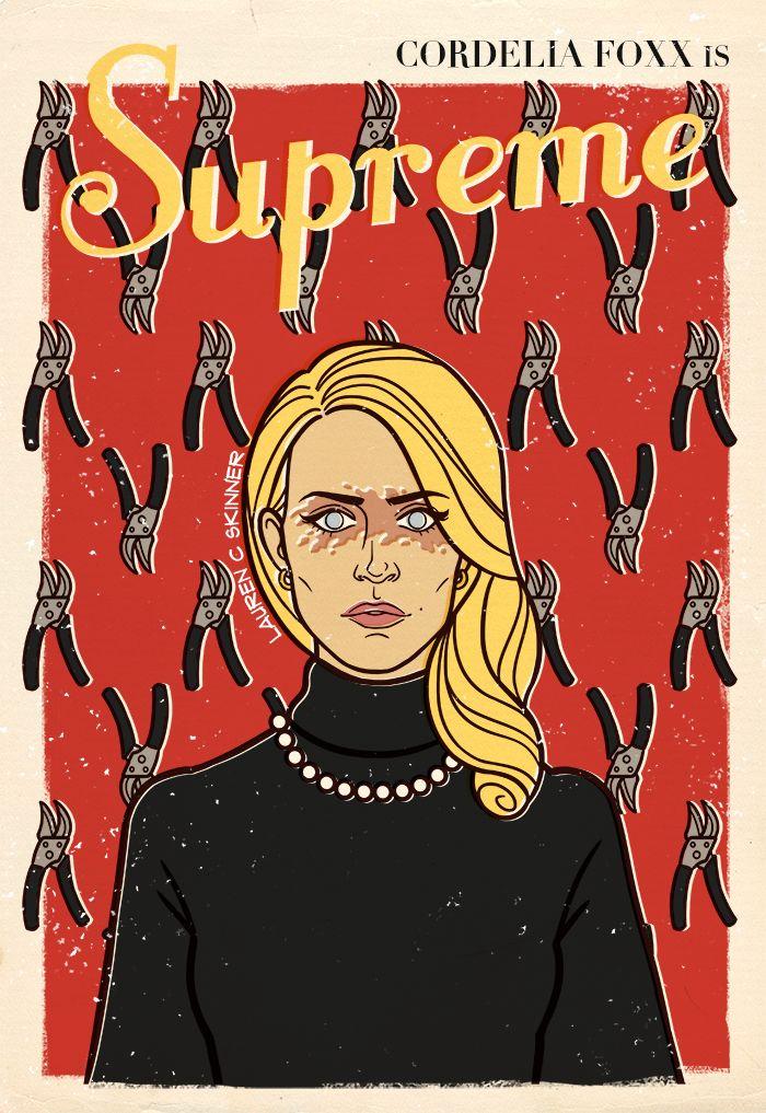 Supreme by laurencskinner.deviantart.com on @DeviantArt