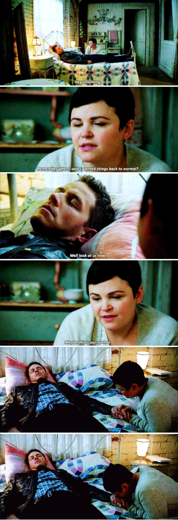 "Snow White and David - 6 * 8 ""I'll be your mirror"" #Snowing"