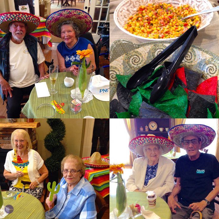 Corn is Stouffville Creeks Living Loving Local vegetable for the month of September! Residents enjoyed a freshly prepared corn salsa during tea time.